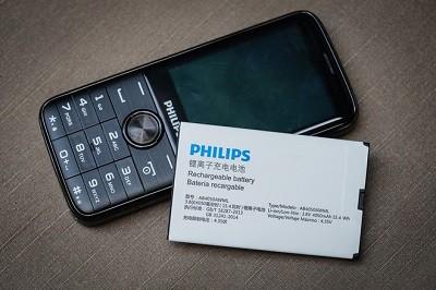 pin philips e330