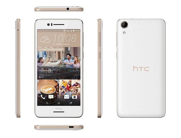 Thiết kế của HTC Desire 728G Dual Sim