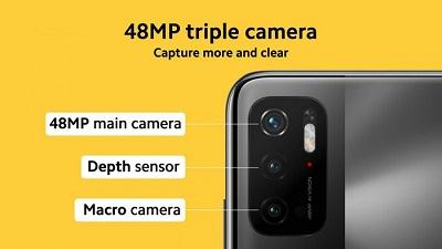 Camera Xiaomi Poco M3 Pro