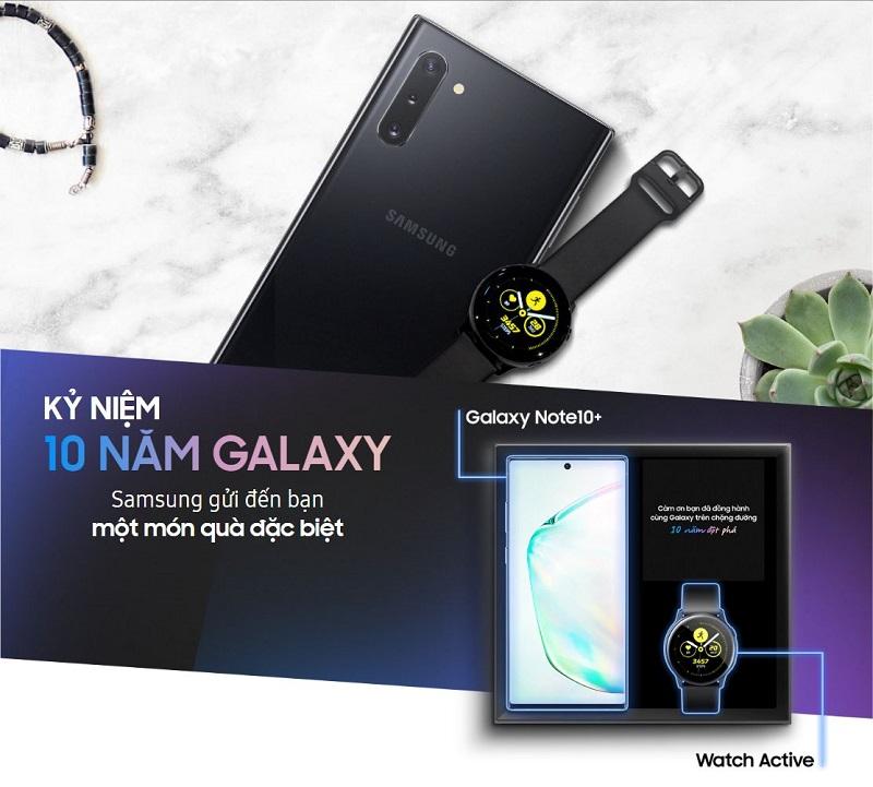 Siêu ưu đãi khi mua Samsung Galaxy S10+, Note 10|10+