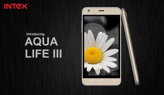 Intex Aqua Life III