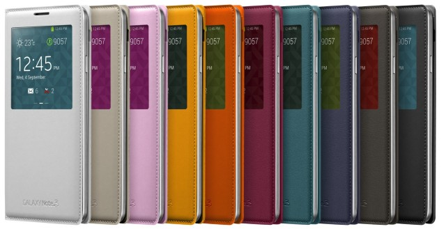 Samsung-Galaxy-Note-3-view-covers-colors-640x329
