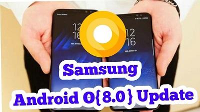 Android 8.0 Oreo beta cho Galaxy S8 có thể sẽ được tung ra ngày trong hôm nay (31/10)