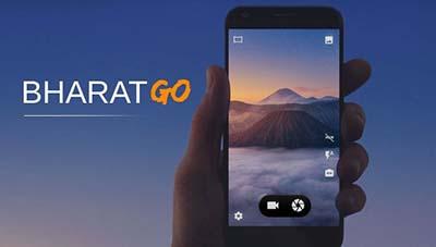 Smartphone Micromax Bharat Go