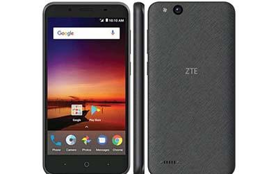 Smartphone ZTE Tempo Go