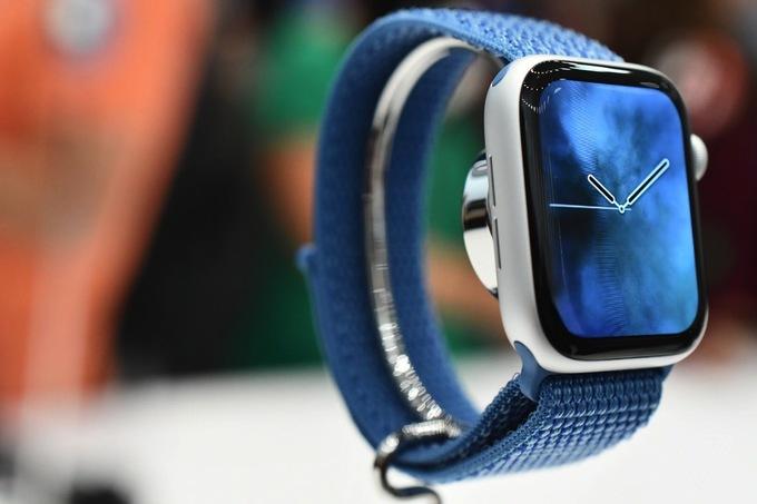 Apple watch series 4 được trang bị chíp xử lý S-64bit