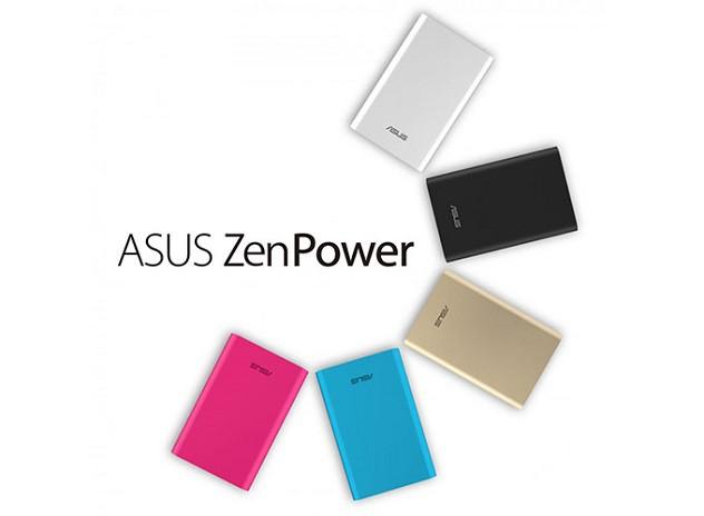 Asus Zenpower với vỏ nhôm bền bỉ và dung lượng cao