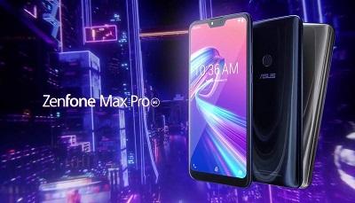 Điện thoại Asus Zenfone Max Pro M2