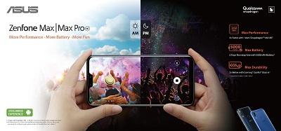 Camera Asus Zenfone Max Pro M2