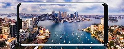 Màn hình rộng, hiển thị sắc nét trên Asus Zenfone Max Pro M2