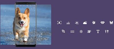 Camera Asus Zenfone Max Pro M2 mang đến sự đơn giản và thông minh nhất