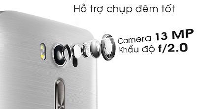 Camera với độ phân giải tốt dành cho Asus Zenfone 4 Max.