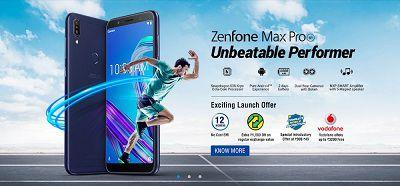 Điện thoại Asus Zenfone Max Pro M1 ZB602K