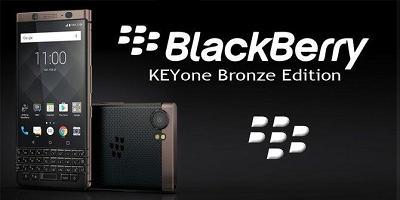 Điện toại BlackBerry KEYone Bronze Edition
