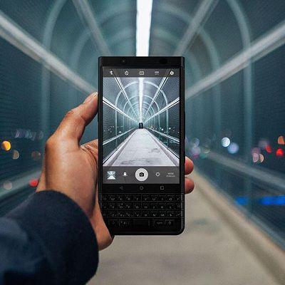 Hình ảnh thực tế của BlackBerry KEYone Bronze Edition