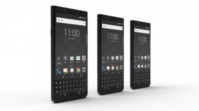 Màn hình BlackBerry KeyOne Black Edition khá đẹp và lý tưởng