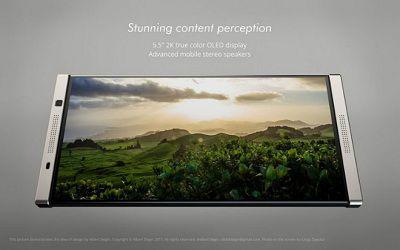 Bản concept mới với màn hình 5.5 inch