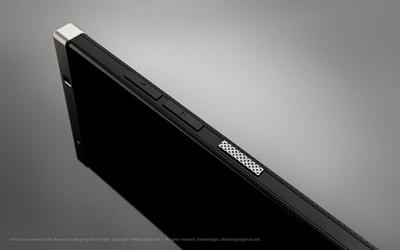 Bản BlackBerry concept mới