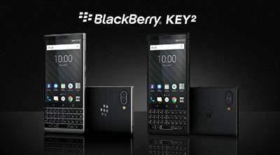 BlackBerry KEY2 mới vừa được công bố