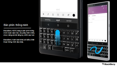 Điện thoại BlackBerry KEY2