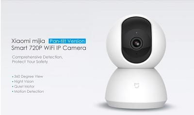 Camera Xiaomi Mijia 360 độ 720P