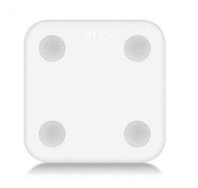 Cân điện tử Xiaomi Smart Scale 2 được thiết kế với tông màu trắng.