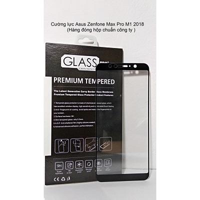 Cường lực Asus Zenfone Max Pro M1 5D