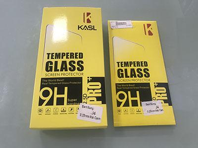 Hộp Cường lực Tempered Glass Samsung Galaxy J4