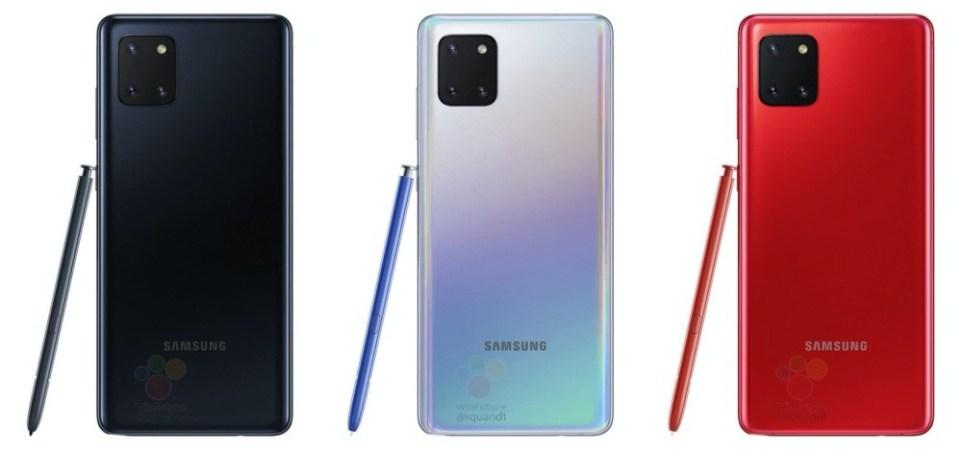 Samsung Galaxy S10 Lite mới