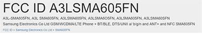 Samsung Galaxy A6 Plus đạt chứng nhận FCC.