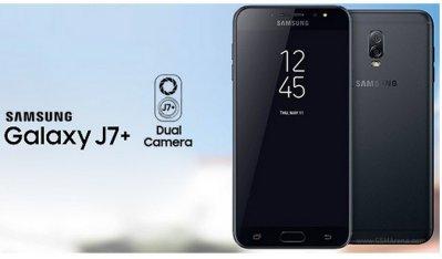 Samsung Galaxy J7 Plus ra mắt với camera kép
