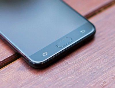 Cụm nút home và nut back và đa nhiệm trên Samsung Galaxy J7 Plus