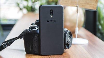 Camera của J7 Plus cho những bức ảnh tốt gần giống như 1 máy ảnh cơ chuyên nghiệp