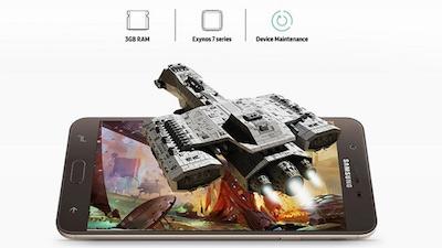 Cấu hình Galaxy J7 Prime 2