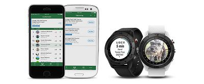 Tính năng Garmin Golf giúp tăng độ cạnh tranh cho người dùng