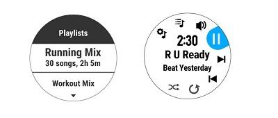 Kết nối âm nhạc dễ dàng từ tai nghe bluetooth đến đồng hồ
