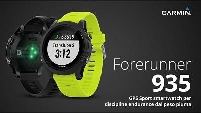 Đồng hồ thông minh Garmin Forerunner 935
