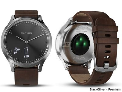 Đồng hồ thông minh Garmin Vivomove HR Premium
