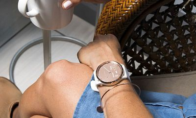 Đồng hồ thông minh Garmin Vivomove HR Sport