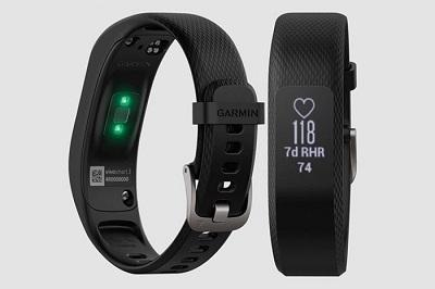 Vòng đeo tay thông minh Garmin Vivosmart 3