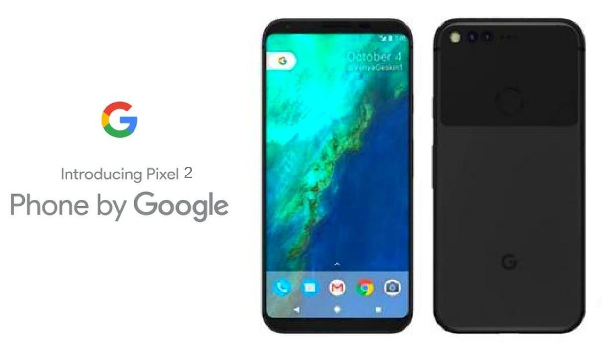 Google Pixel 2 có cấu hình khủng