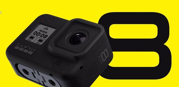 Camera hành trình GoPro Hero 8 Black, liệu có hấp dẫn?
