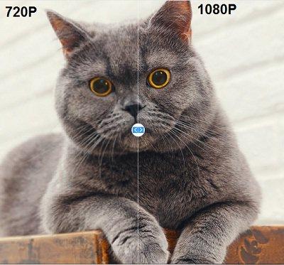 Camera Quan Sát Xiaomi Mijia 1080P 2017 cho khả năng quay lên 1080P