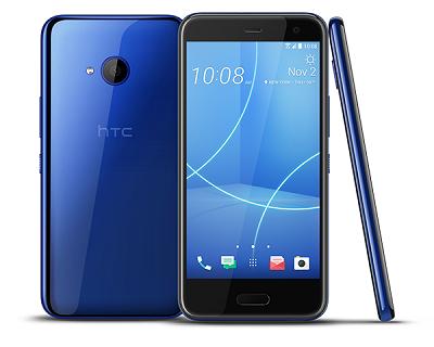 HTC U11 Life sẽ được ra mắt với 3 màu