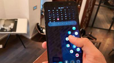Cảm ứng cạnh viền mang chất riêng của HTC U11 Plus