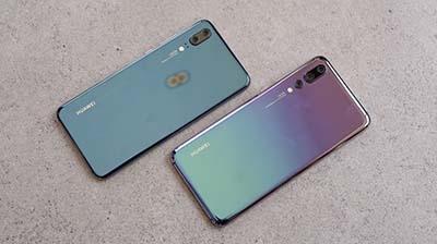 Huawei P20 và P20 Pro với tông màu mới