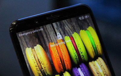 Tính năng Face ID của Huawei Y7 Pro 2018