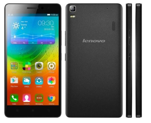 Thiết kế Lenovo A7000 Plus