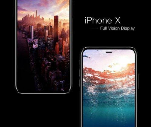 IPhone X công nghệ tương lai