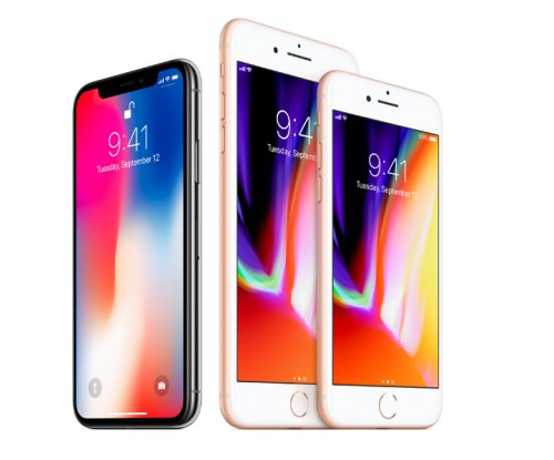 iphone 8, iphone 8 plus, iphone x